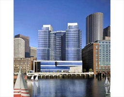 Residences at The Intercontinental, Boston Waterfront Condos