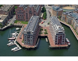 Burroughs Wharf, Boston North End Waterfront Condos